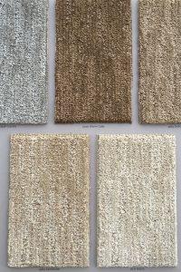 Rich loom carpet floor